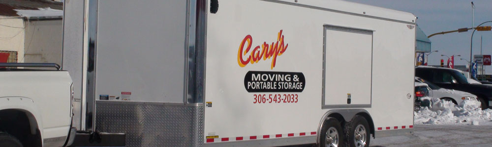 Cary's Moving & Storage